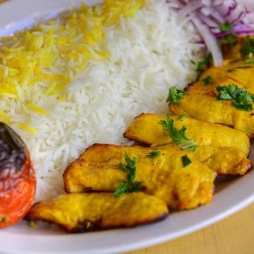 Chicken Breast Kabab