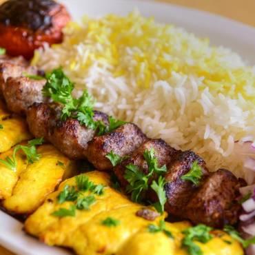 Vaziri (Chicken & Kobedeh)